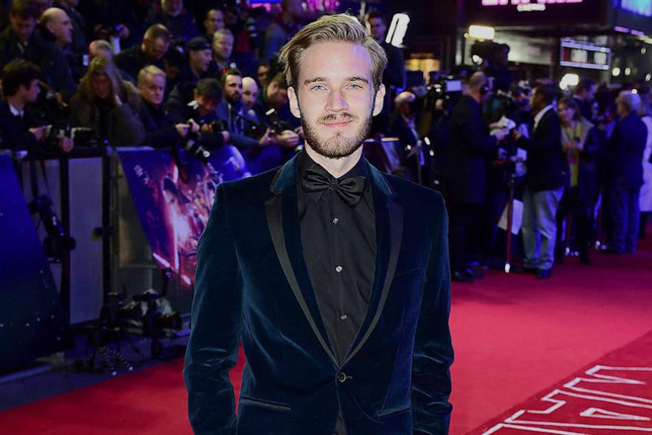 Der Schwede PewDiePie will am Freitag seinen YouTube-Kanal löschen!