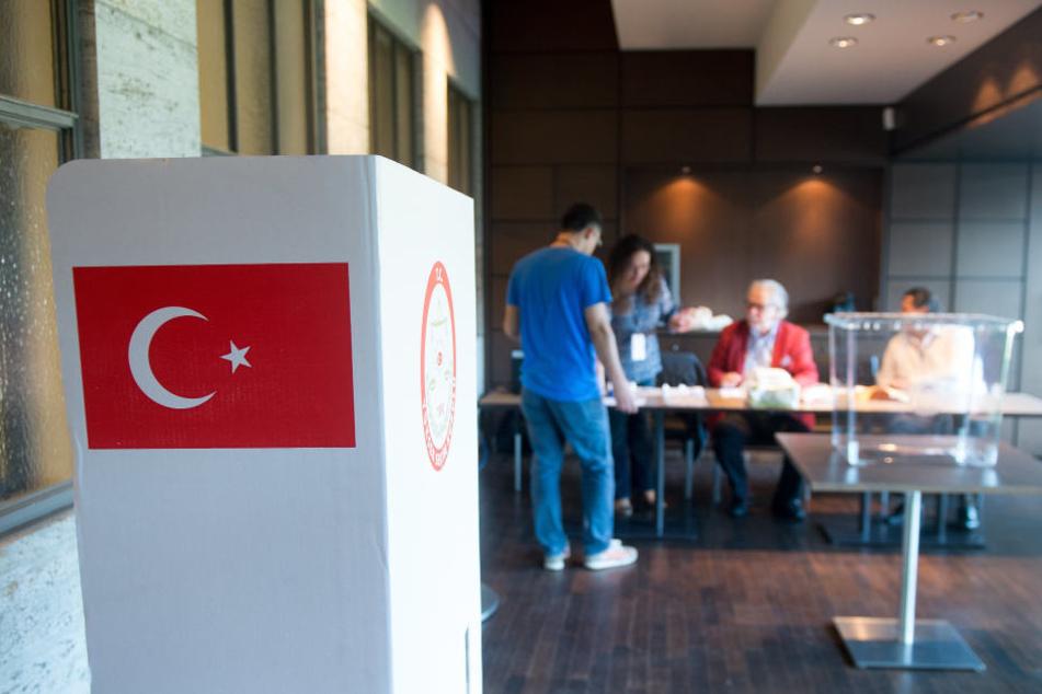 Ab Donnerstag: 500.000 Türken in NRW haben die Wahl