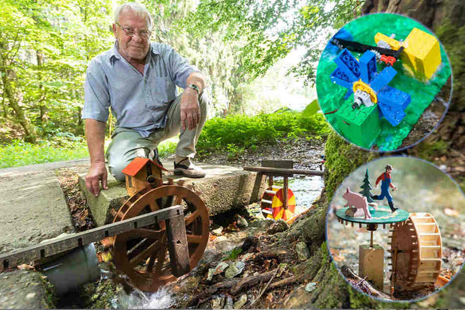 Wasserkunst ist heimlicher Besuchermagnet vom Sternmühlental