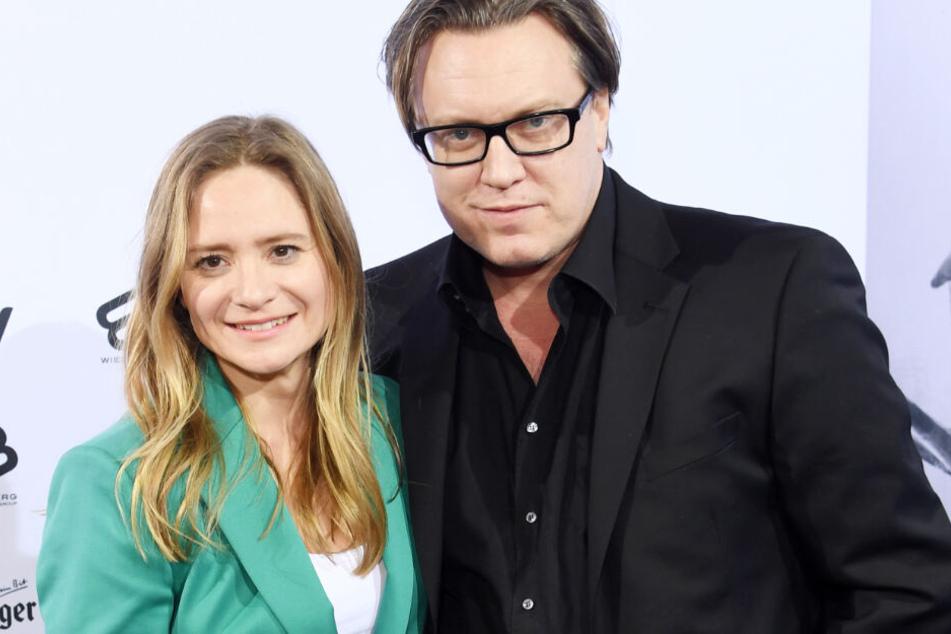 Julia Jentsch (l.) und Nicholas Ofczarek (r.) bilden das Ermittlerduo der Serie. (Archivbild)