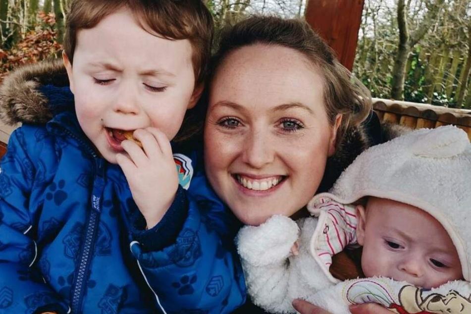 Sarah Boyle erhielt mit 25 Jahren die Fehldiagnose Brustkrebs.