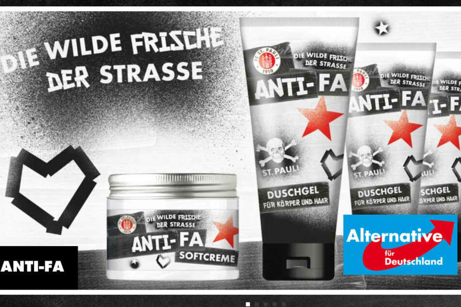Duschgel des FC St. Pauli: Nicht nur die AfD schäumt vor Wut