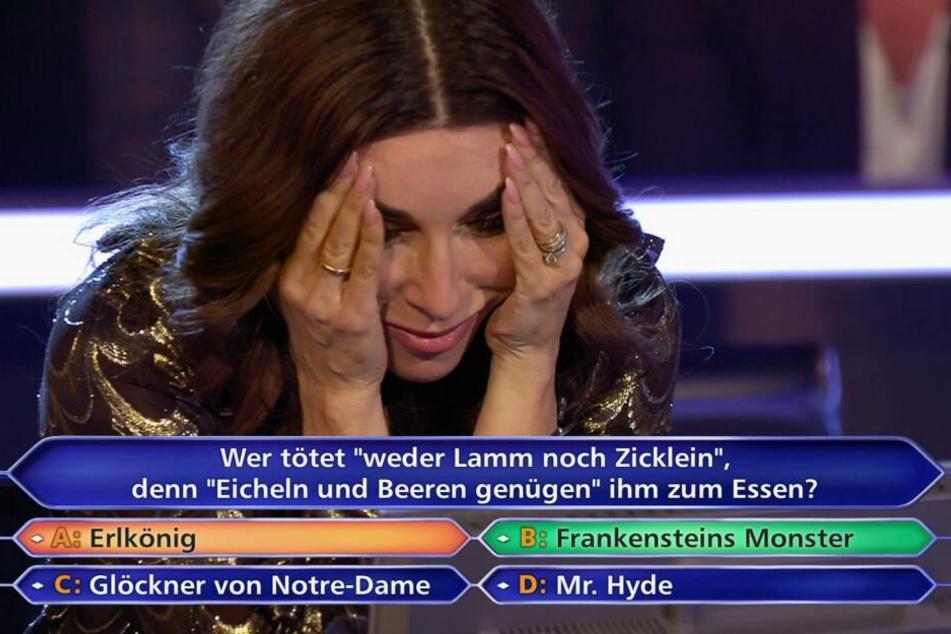 Judith Williams fiel 2018 von 500.000 auf 500 Euro.