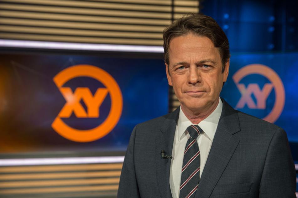 In der Sendung von Moderator Rudi Cerne wurden schon viele Verbrechen aufgelöst.
