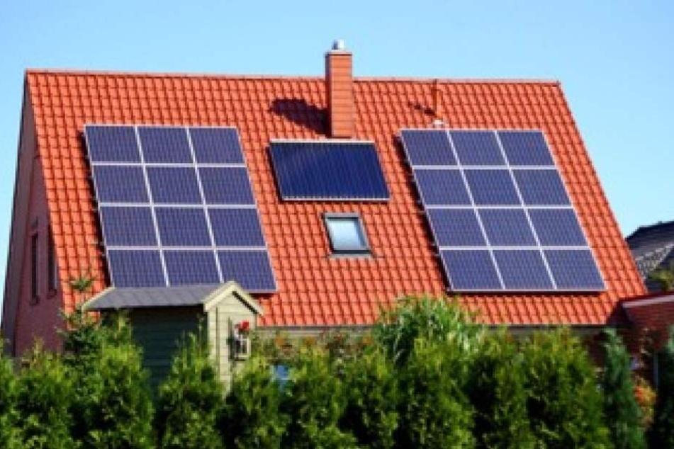 Der beste Strom kommt heute vom eigenen Dach.