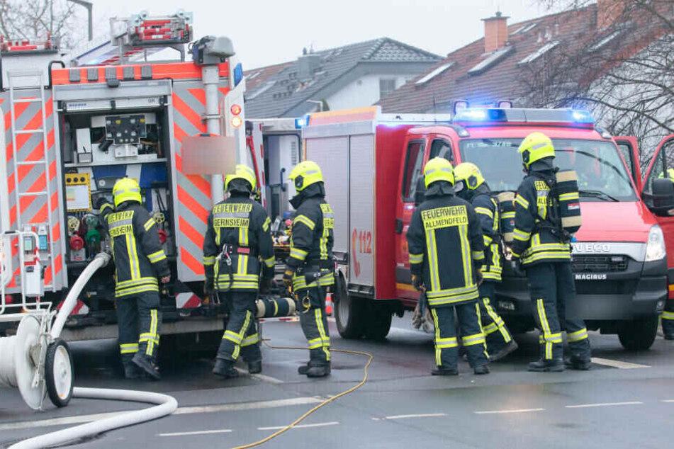 Erneut Frauen-Leiche bei Löscharbeiten in Südhessen gefunden