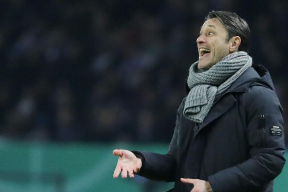 Niko Kovac weiß, um im Rennen um den Meistertitel dabei zu bleiben, muss ein Sieg gegen Schalke her.