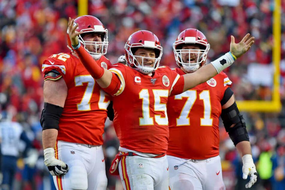 Super Bowl LIV: Hier könnt ihr das Football-Highlight des Jahres sehen