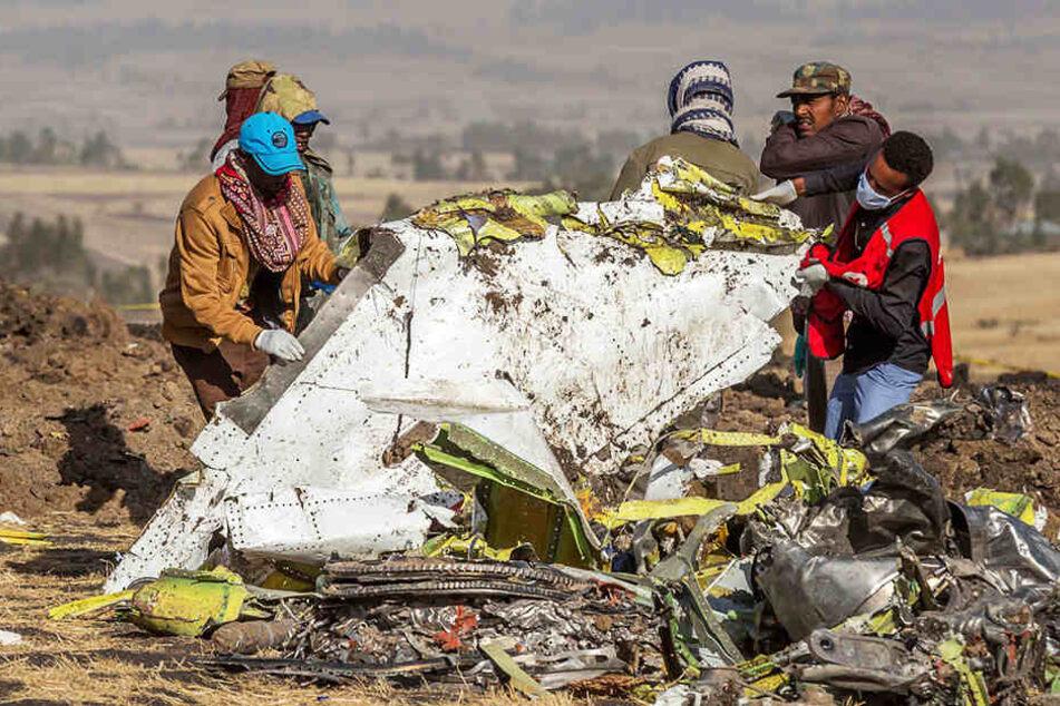 Boeing-Absturz mit 157 Toten: Hatten Piloten Schuld an der Katastrophe?