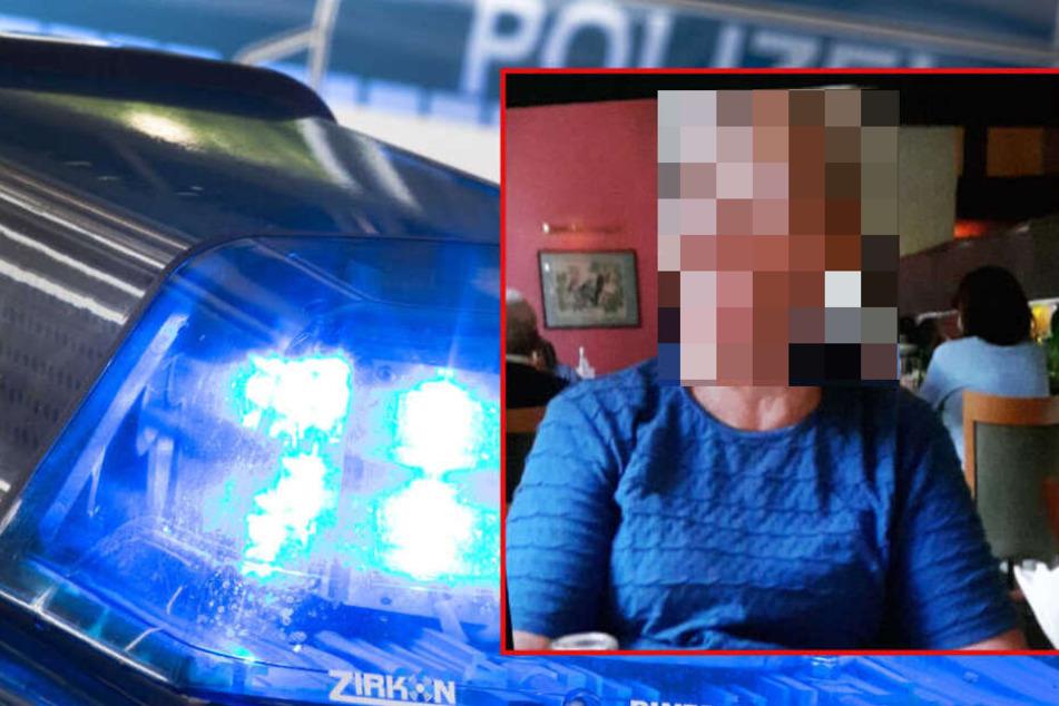 Die Polizei Rostock suchte mit diesem Foto nach der vermissten Frau.