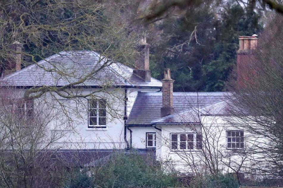 Frogmore Cottage dürfen Harry und Meghan als Residenz in Großbritannien behalten.
