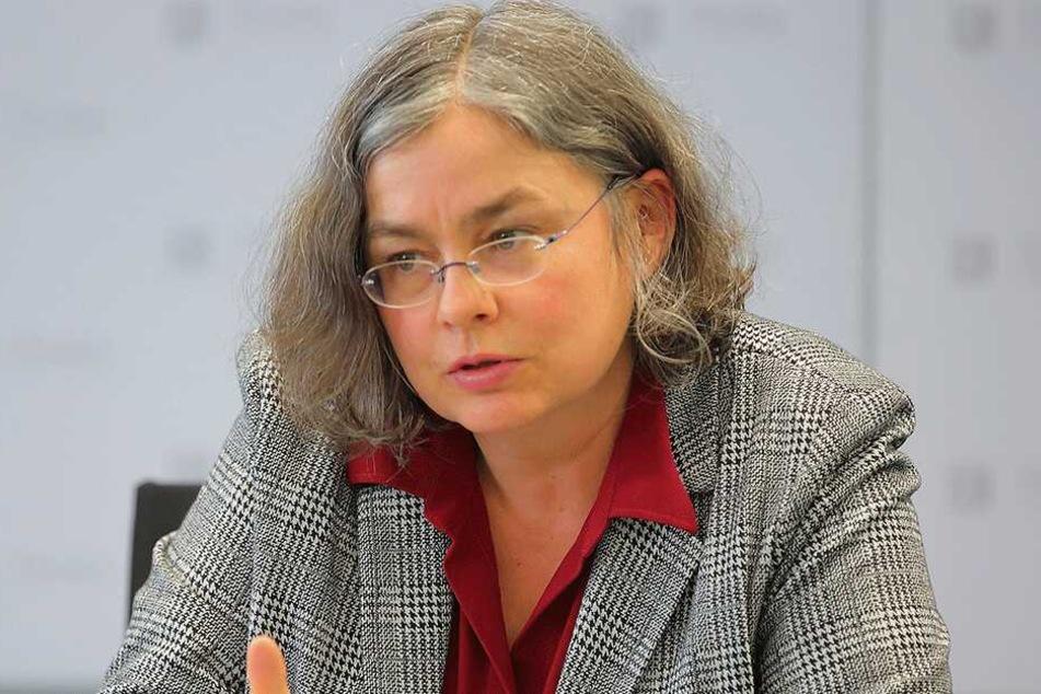 Umweltbürgermeisterin Eva Jähnigen (53, Grüne) ist zuversichtlich, dass der Freistaat die geplanten Maßnahmen umsetzen und finanzieren wird.