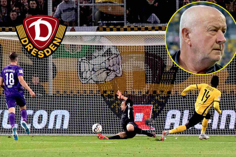 Dynamo-Idol Kreische fordert im Abstiegskampf echte Kerle