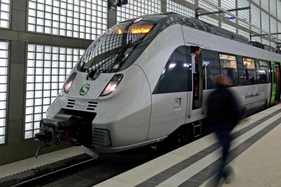 In der S-Bahn gab es Ärger zwischen einem Reisenden und einem Kontrolleur. Jetzt werden Zeugen gesucht (Symbolbild).