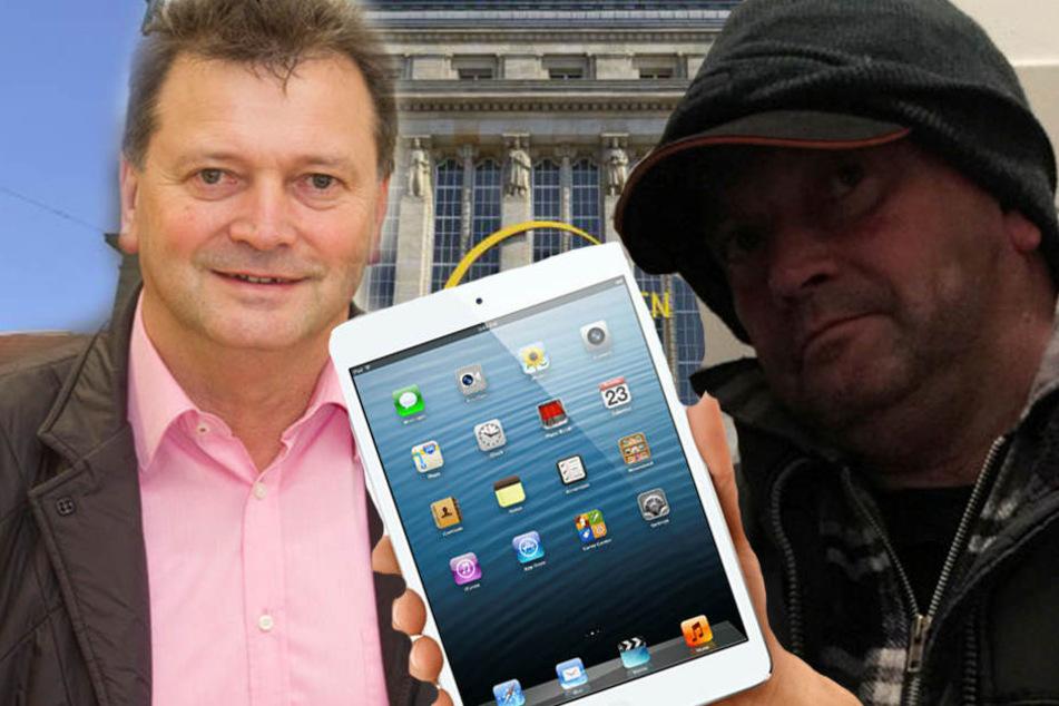 Undercover-Boss aus Plauen recherchiert als Obdachloser