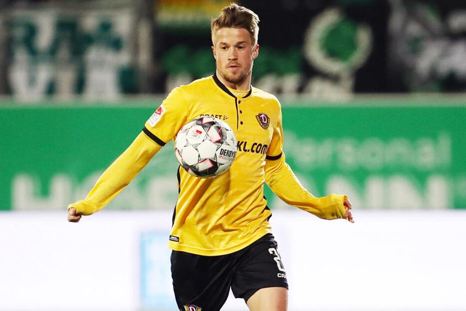 Patrick Möschl würde am liebsten die Saison verlängern und noch einige Spiele machen.