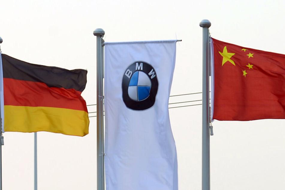 BMW schwächelt in Europa, trotzdem verzeichnet der Autobauer einen Rekordabsatz