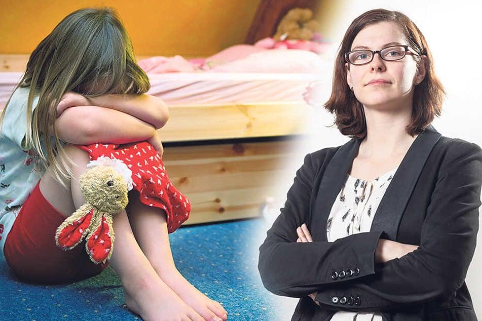 Stadträtin Sabine Pester (32, Linke) sagt: Frühe Hilfen für Familien beginnen  zu wirken.