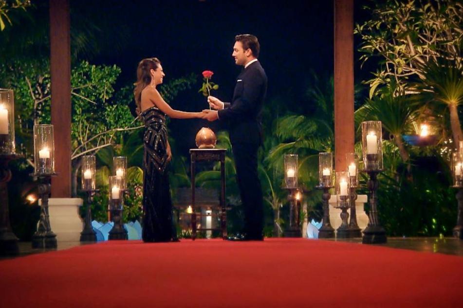 Anfang des Jahres schenkte er seine letzte Rose noch Kristina Yantsen (25).