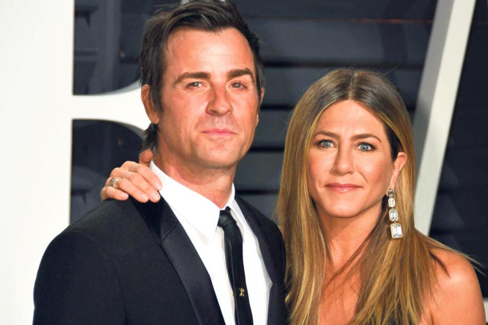 Jennifer Aniston wollte Kinder mit Justin Theroux?