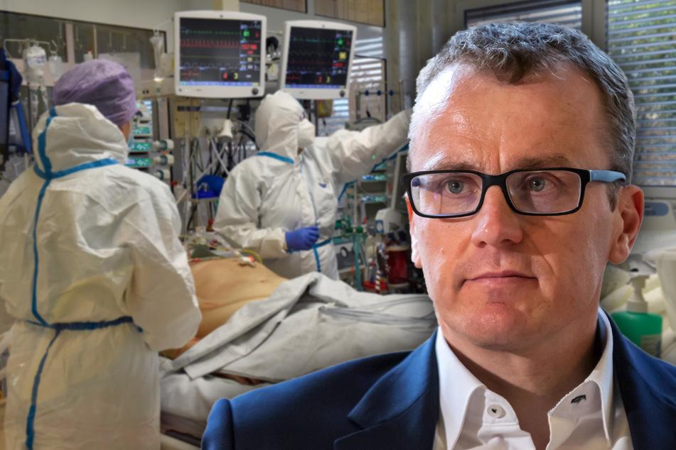 Weil die Kliniken voll sind: Sächsischer CDU-Politiker will Corona-Patienten aus Tschechien aufnehmen