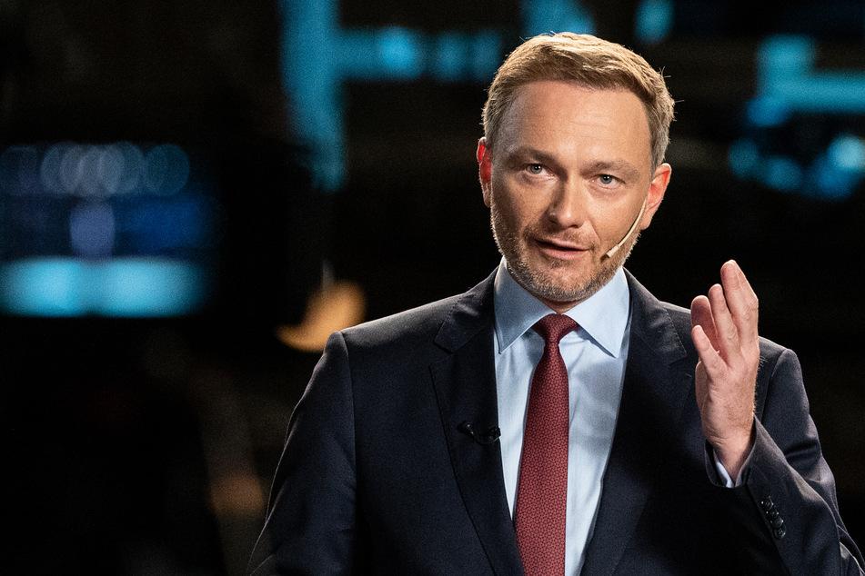 Christian Lindner, Bundesvorsitzender der FDP.