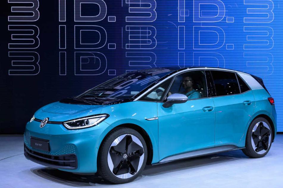 Das neue E-Auto von VW.
