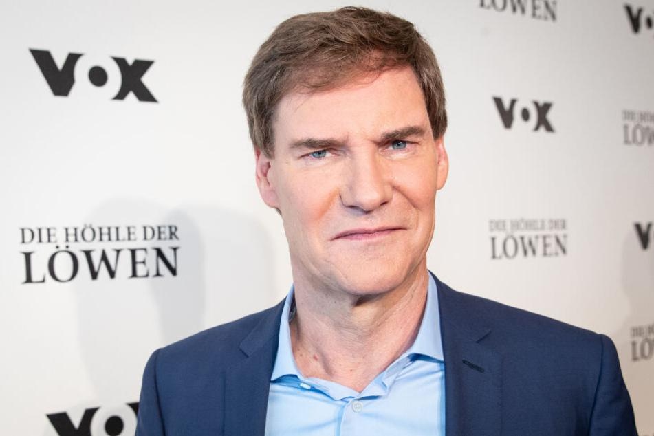 """Carsten Maschmeyer ist zum vierten Mal bei """"Die Höhle der Löwen"""" dabei."""
