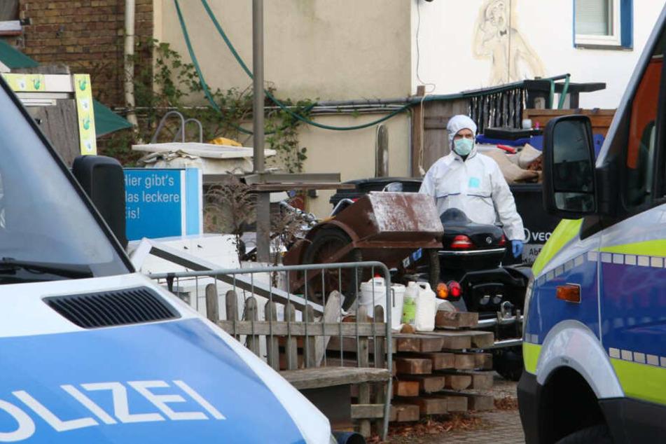 Mysteriöser Mord in Blankenfelde: Verdächtiger (59) ist im Ort kein Unbekannter
