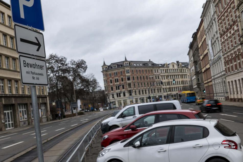 Chemnitz: Achtung! Park-Falle im Chemnitzer Zentrum