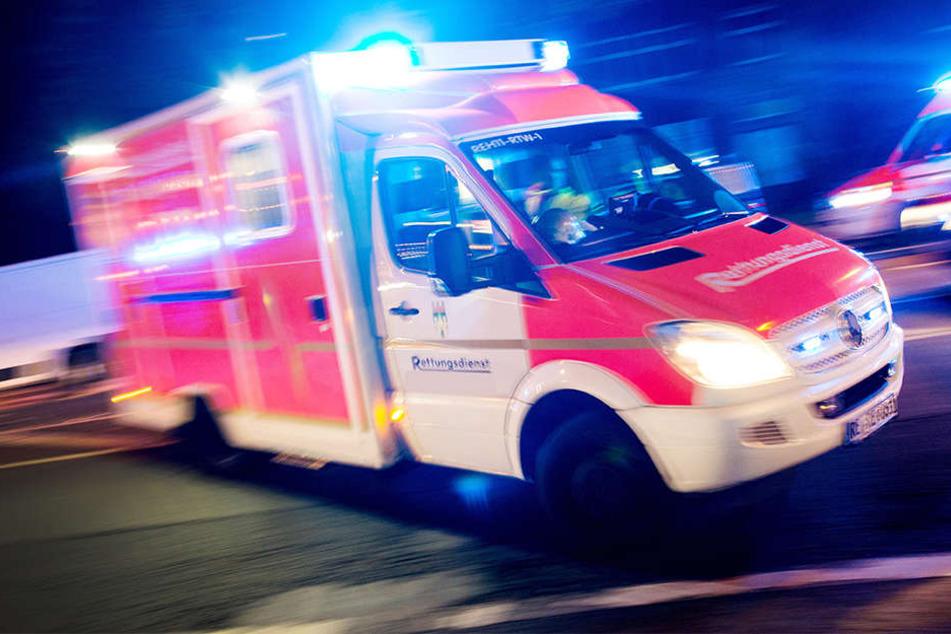 Ein Zimmerbrand forderte am Freitagmorgen in Geroldsgrün ein Menschenleben. (Symbolbild)