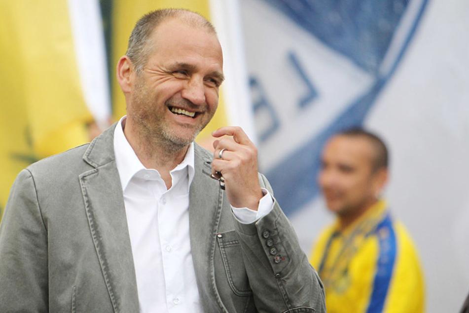 Steffen Ziffert (52) hat große Pläne.