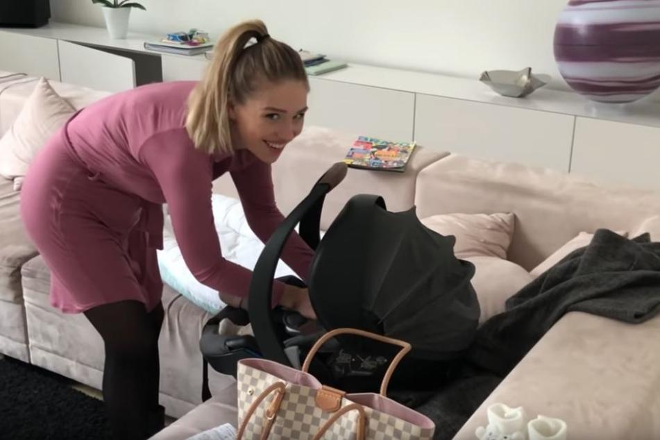Kaum mehr unterwegs! So meistern Bibi & Julian den Alltag mit Baby