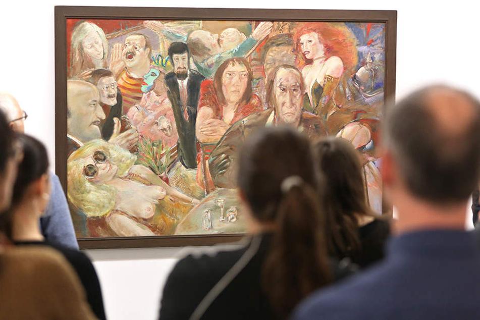 Am 6. Mai findet in Leipzig und Halle (Saale) zum 9. Mal die Museumsnacht statt.