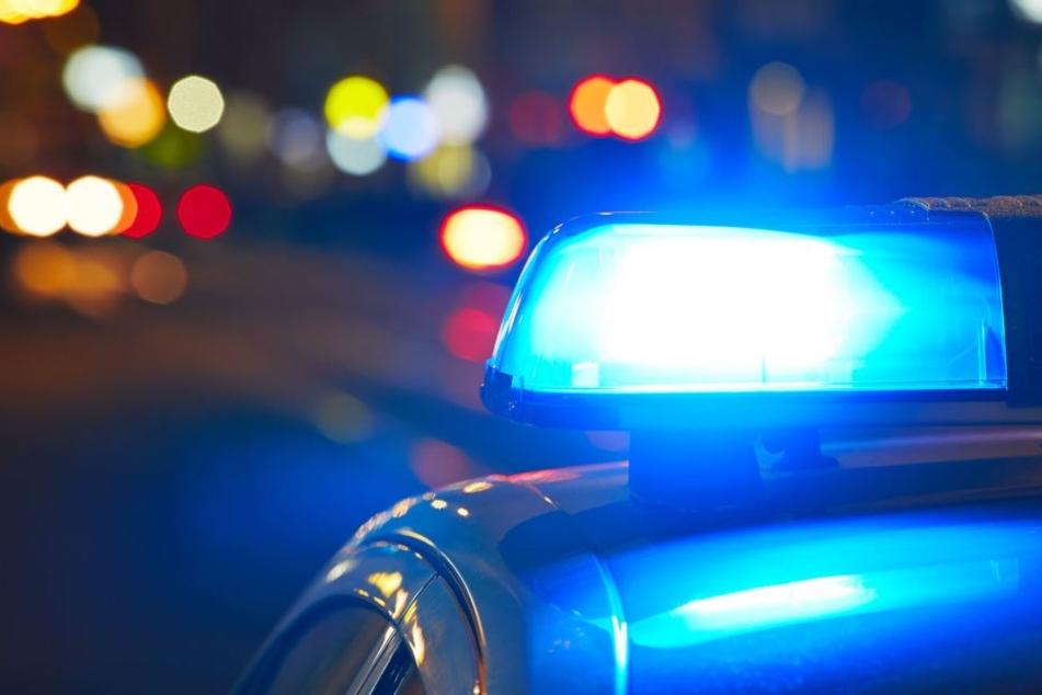 Die Polizei verfolgte die Männer bis auf einen Feldweg. (Symbolbild)
