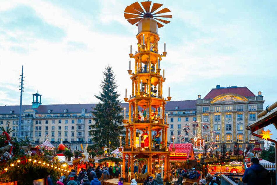 Dresden: Die große Striezelmarkt-Bilanz 2019