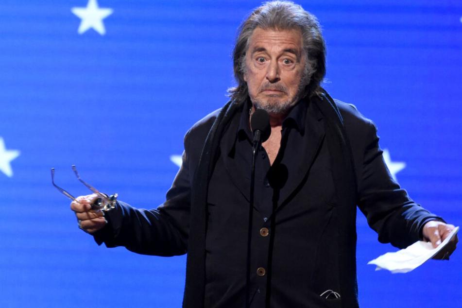 Auschwitz-Gedenkstätte empört: Amazon-Serie mit Al Pacino verfälscht Geschichte