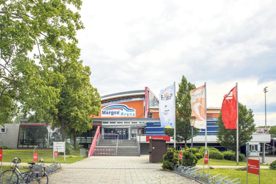 Die Margon Arena muss nach 22 Jahren saniert werden.
