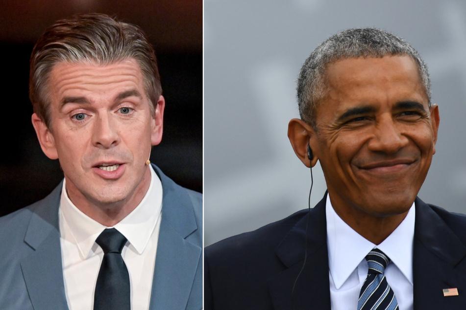 44. US-Präsident im ZDF: Lanz trifft Obama, der findet harte Worte