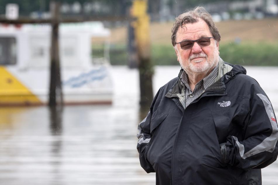 Deutschrocker Klaus Lage lebt seit zwölf Jahren in Bremen.