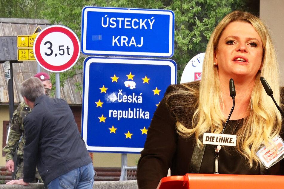 Corona-Katastrophe in Tschechien: Erste Politikerin fordert Grenzschließung!