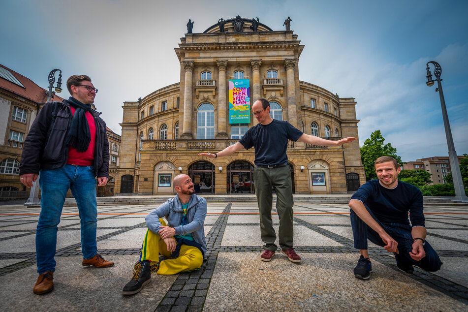 Chemnitz: Kultmusical kommt nach Chemnitz: Haariger Spätsommer auf der Küchwaldbühne