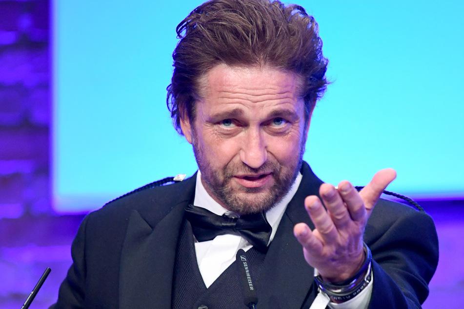 """Gerard Butler (51) hat die Produzenten des Films """"Olympus has Fallen - Die Welt in Gefahr"""" wegen Vertragsbruchs und Betrugs verklagt."""