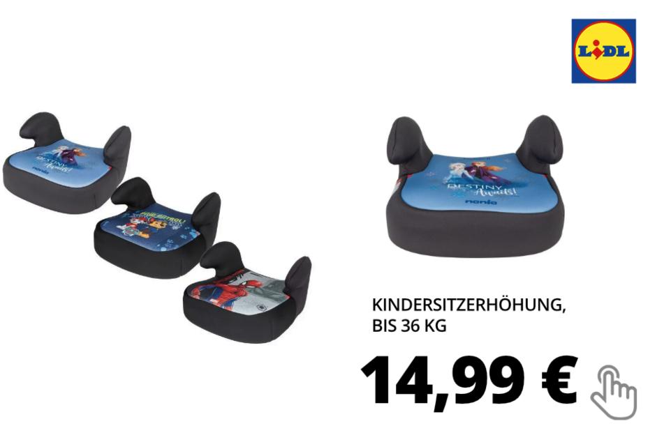 Kindersitzerhöhung