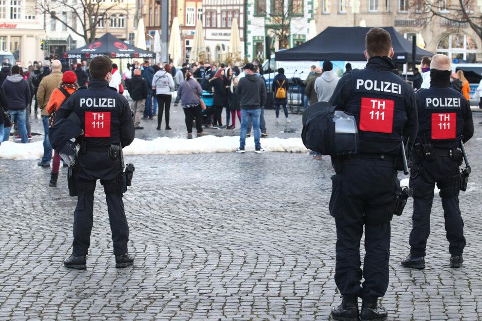 Trotz Demo-Verbot: Polizei will konsequent vorgehen und Verstöße unterbinden