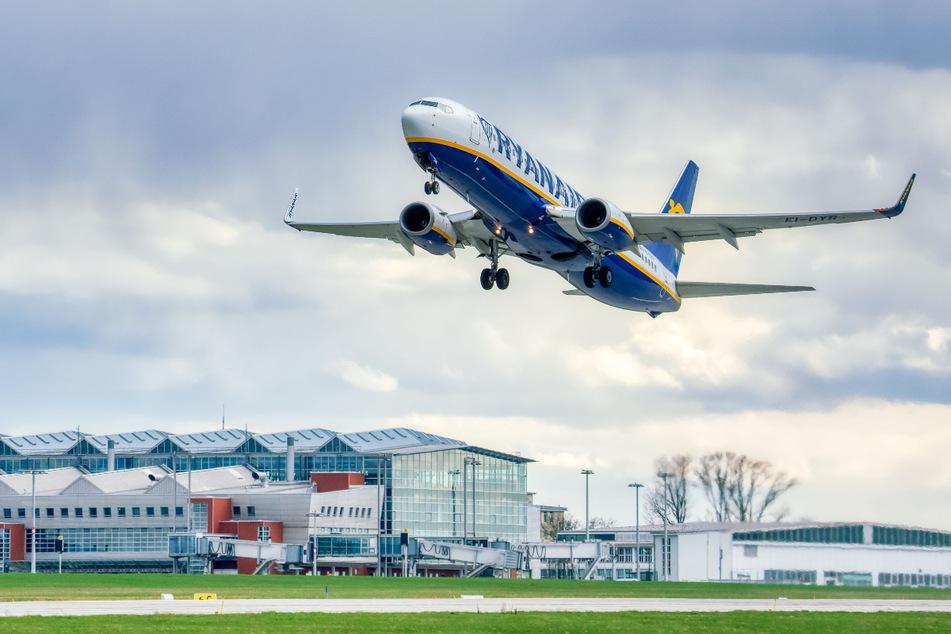 Immer weniger Starts und Landungen: IHK bangt um Dresdens Flughafen