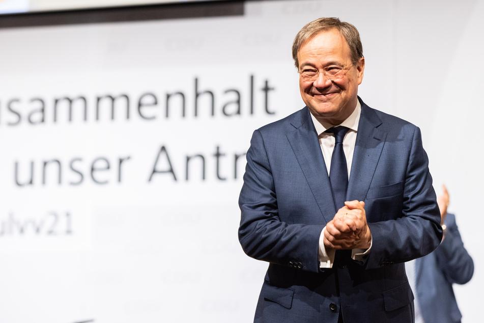 Die nordrhein-westfälische CDU will Ministerpräsident Armin Laschet (60) am Samstag auf Platz eins ihrer Landesliste für die Bundestagswahl wählen.