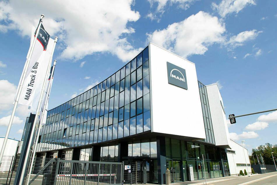 Das Bus Modification Center (BMC) von MAN in Plauen ist in seiner Existenz bedroht.