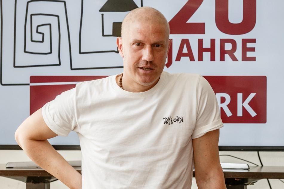 Ex-Fußballprofi Ivan Klasnic appelliert an die Menschen.