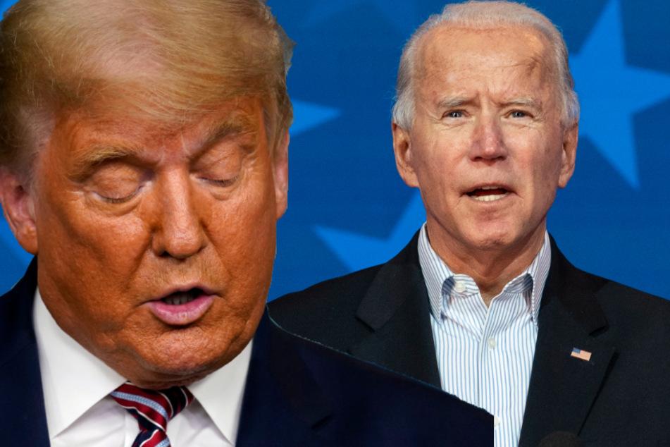 Joe Biden nähert sich weiter dem Wahlsieg.